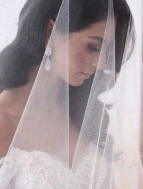 Véu ou mantilha? Saiba a diferença entre os acessórios de noiva e escolha o seu preferido para o dia do casamento!