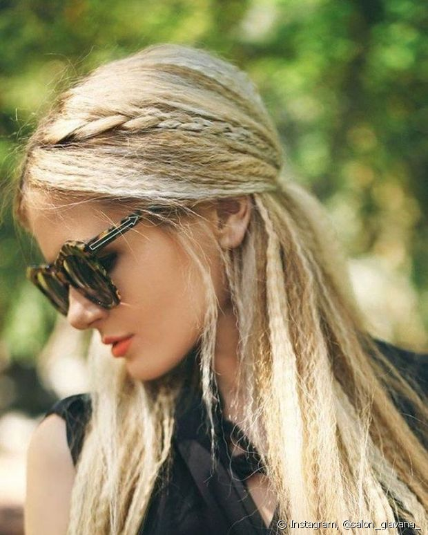 O cabelo frisado antigamente também era conhecido como cabelo de sereia, por causa dos cabelos da atriz principal do filme chamado 'Splash: Uma Sereia em Minha Vida'