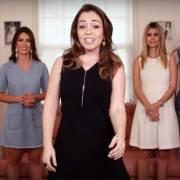 Mariana Saad, Janaína Carvalho e Carol Tognon dão dicas de looks e maquiagem para o verão: 'Vestido jeans e make suave'