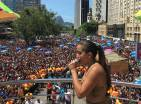 Anitta leva mais de 180 mil pessoas para as ruas do Rio de Janeiro com o Bloco das Poderosas no Carnaval: 'Inacreditável'