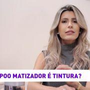 Carolina Tognon fala sobre mitos e verdades do shampoo matizador Louro Absoluto Niely Gold. Veja o vídeo!