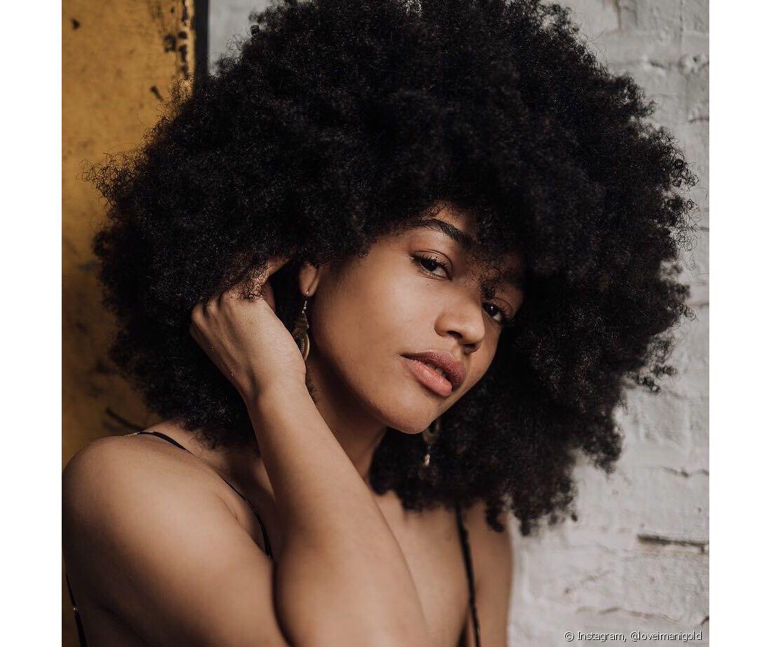 O rake and shake é uma finalização incrivel para os cabelos crespos