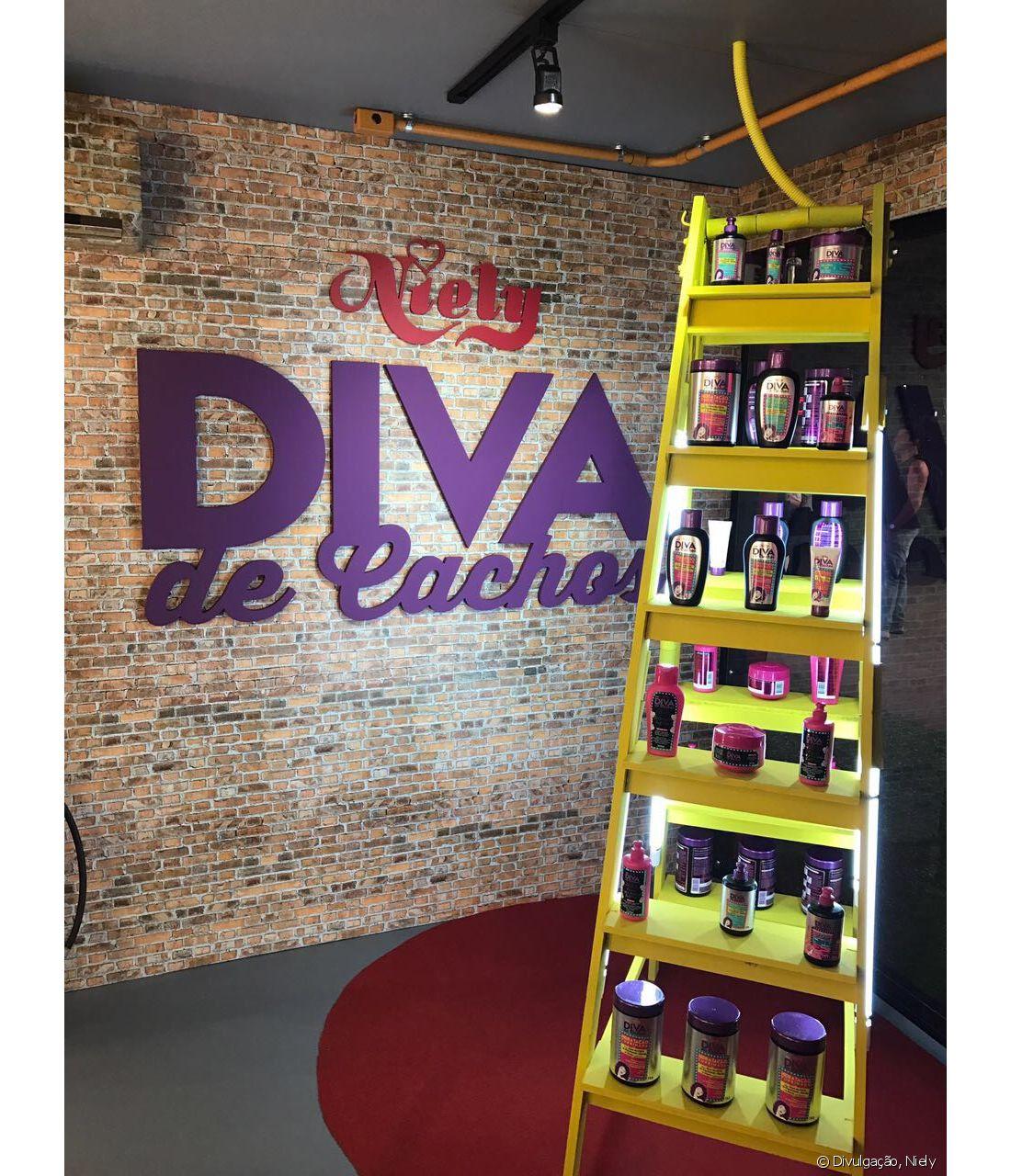 O stand da Niely no Rock in Rio 2017 vai ter um espaço exclusivo para as cacheadas e crespas