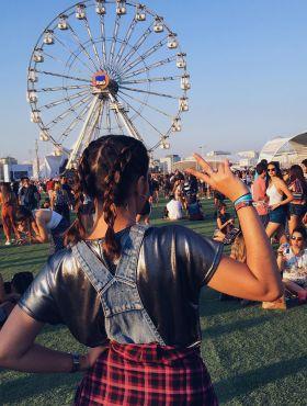 Rock in Rio: saiba como deixar seu cabelo protegido do sol durante o festival!