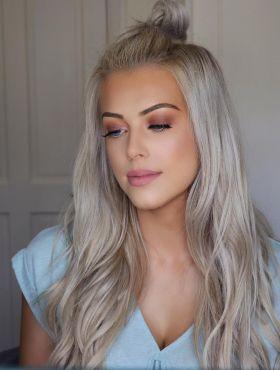 Posso usar chapinha no cabelo loiro? Descubra mitos e verdades sobre os fios claros