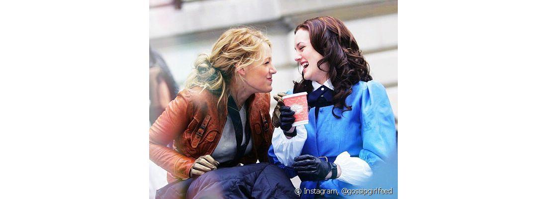 """Como esquecer os looks maravilhosos e glamourosos da série """"Gossip Girl""""?"""