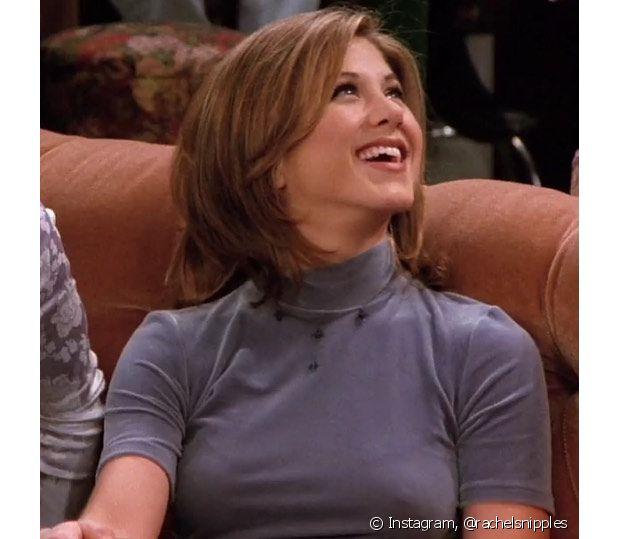 O visual de Rachel Green é um dos mais conhecidos e amados até hoje