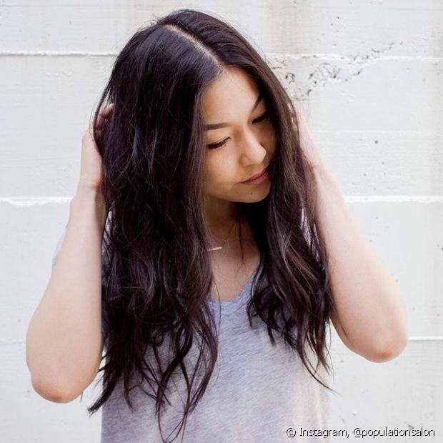 Ter cabelo ressecado é um problema mais comum do que a gente imagina