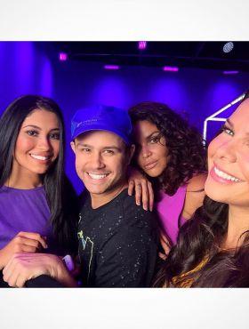 Quer conhecer Fernanda Souza, Thaynara OG e Ju de Paulla? Participe da promoção 'Tá com Brilho, Tá Favorável' e concorra a uma viagem para encontrar nossas divas