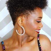 Tapered hair: o corte de cabelo curto para crespos e cacheados desfilarem muito estilo durante o Big Chop!