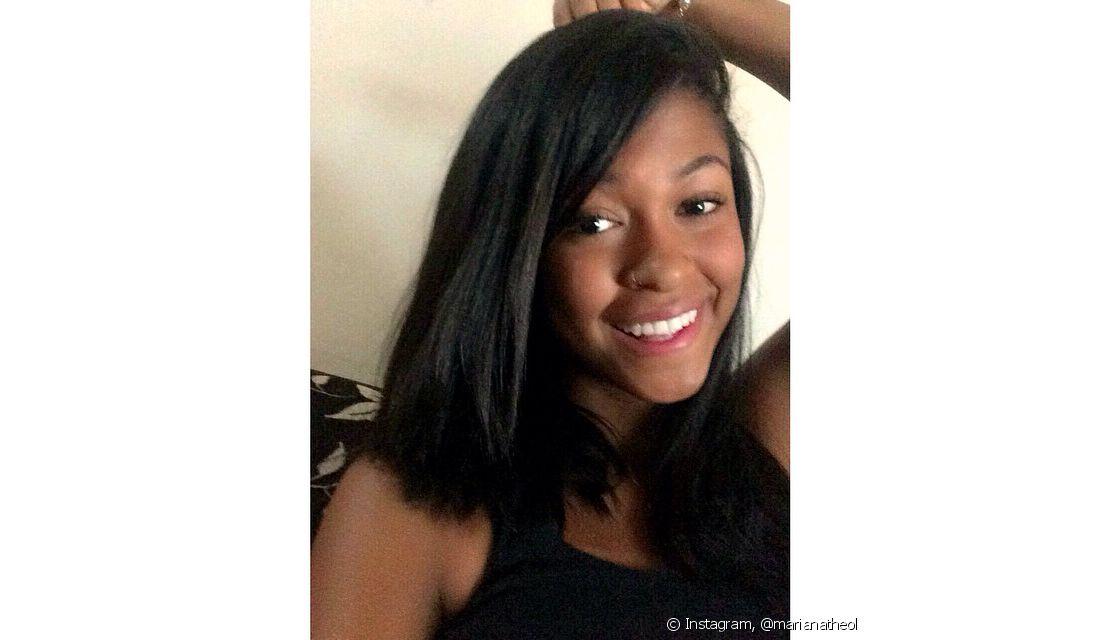 'Eu decidi cortar pois não aguentava mais a química, estava detonando meu cabelo', explicou Mariana