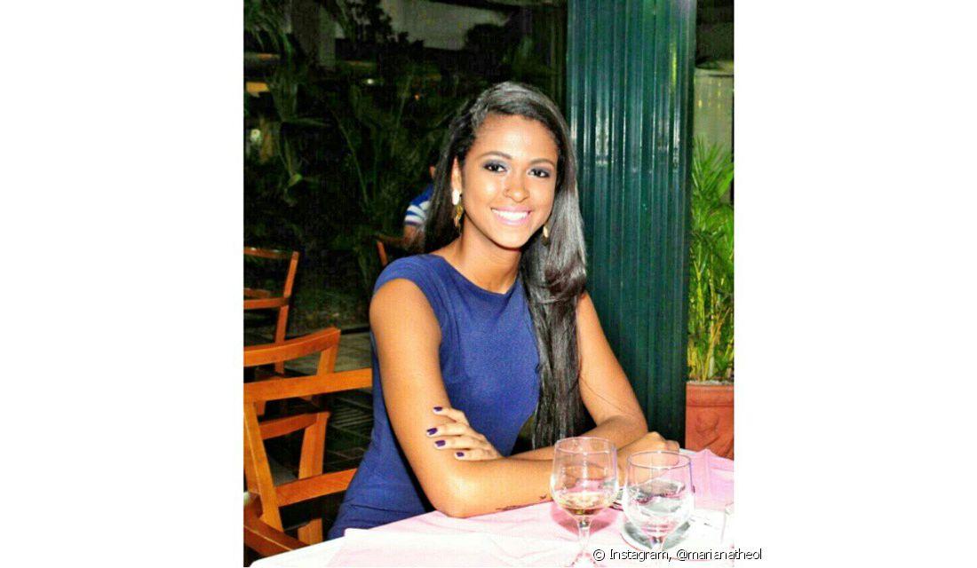 'Minha idéia inicial era passar 2 anos deixando o cabelo crescer e, com 10 meses de transição, eu acordei um belo dia e resolvi mudar', explicou Mariana