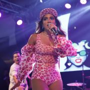 Anitta faz o primeiro ensaio do Bloco das Poderosas e está animada para Carnaval de Salvador: 'Vai ser demais'
