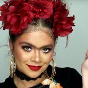 Nina Gabriella ensina como fazer a maquiagem e o cabelo da Frida Kahlo para o desafio #DivaSemRegras de Carnaval. Confira o vídeo!