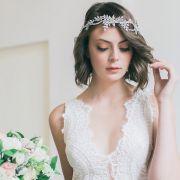 Penteados para noivas de cabelos curtos: veja 10 fotos com diferentes estilos e escolha o seu preferido!
