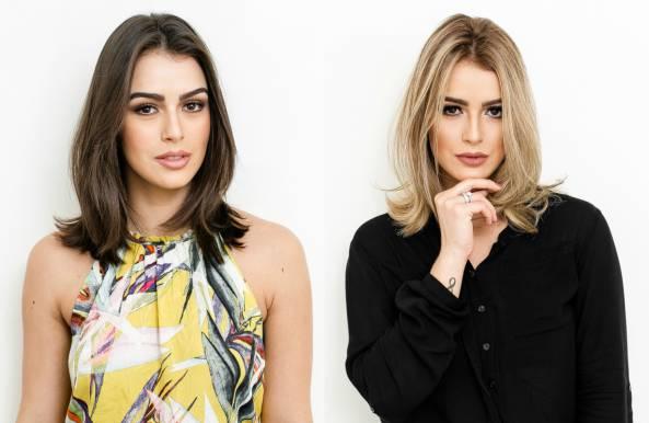 Blogueira Mariana Saad muda o visual e fica loira pela primeira vez: 'Estou muito feliz'