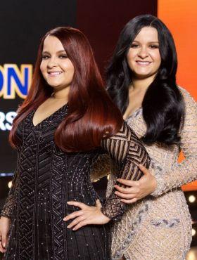 As divas do sertanejo Maiara e Maraisa repaginaram o visual com Mega Colors, a nova coleção de Cor&Ton. Veja como ficou o resultado!