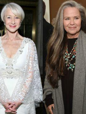 Qual a diferença entre cabelo branco e grisalho? Conheça as características de cada um e saiba os tratamentos corretos!