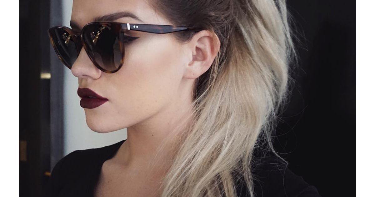 O Que é Ombre Hair Platinado Um Termo Vem Da Língua Francesa E Significa Cabelo Sombreado É Uma Técnica Na Qual Se Mantem A Coloração