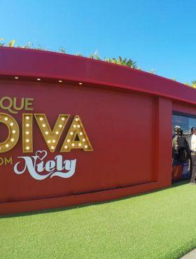 Fique Diva com Niely no Rock in Rio: confira o que rolou no primeiro fim de semana de festival