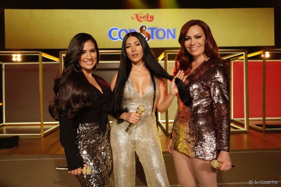 Acompanhe todos os bastidores das transformações nas redes sociais de Fique Diva com Niely