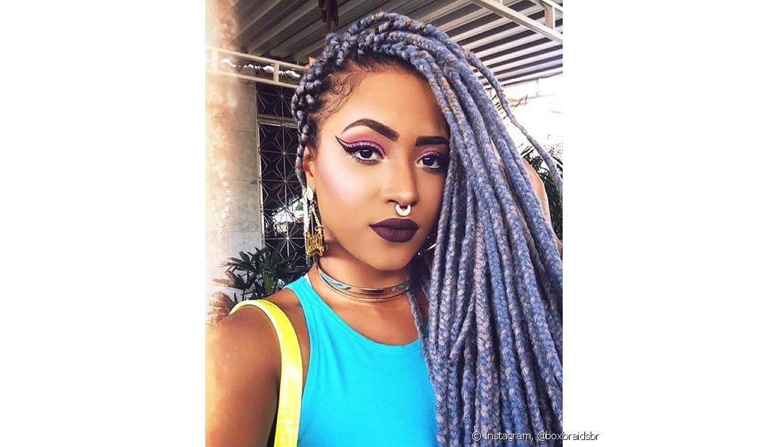 Box Braids Coloridas Confira Mais De 70 Fotos De Meninas