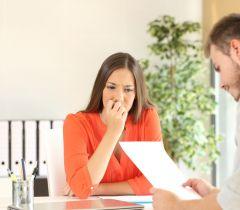 Fique calma! Entrevista de emprego é difícil mesmo. Confie no seu potencial e arrase