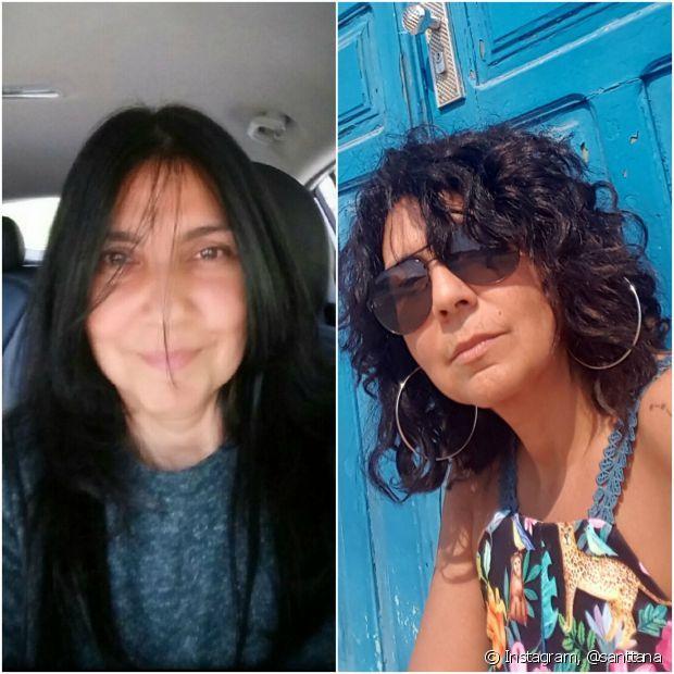 Deyse Santana decidiu passar pela transição capilar aos 56 anos inspirada pela filha Isadora: 'Tive que entender como é meu cabelo e como cuidar dele'