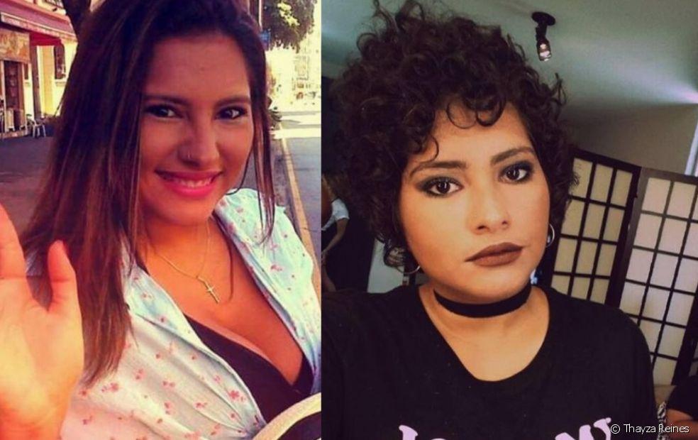 Para Thayza Reines o big chop foi um momento de alívio: 'Me senti mais livre comigo mesma'