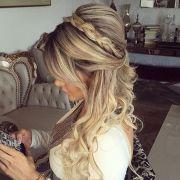 penteados para mulher jovem