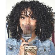 Qual a franja perfeita para o seu tipo de cabelo? Saiba escolher o corte ideal para você