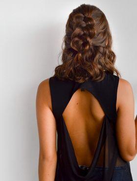 Penteados de formatura para cabelos curtos: veja 5 estilos e inspire-se para a grande noite