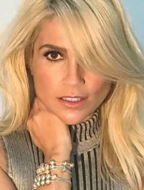 Quer ter o cabelo loiro platinado de Flávia Alessandra? Veja como fazer para pintar os fios com a mesma cor