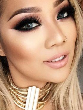 Maquiagem: 5 erros mais comuns na hora de fazer o olho preto esfumado
