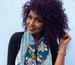 'Muitas meninas pintaram o cabelo de ruivo por minha causa. Mas tem que ser assim mesmo. Tem que colocar a cara! A gente arrasa de cabelo ruivo cacheado', afirmou a blogueira Nana Freitas