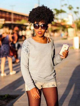Quer começar sua transição capilar? Luany Cristina, do blog Diva do Black, te dá dicas incríveis. Veja o vídeo!