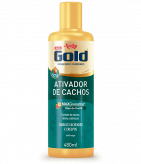 Ativador de Cachos Niely Gold 480ml