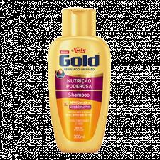 Shampoo Sem Sal Niely Gold Nutrição Poderosa 300ml
