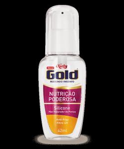 Silicone Max Reparador de Pontas Niely Gold Nutrição Poderosa 42ml