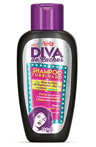 Shampoo Turbinado 300ML