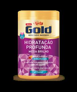 Hidratação Profunda Niely Gold Mega Brilho 1kg