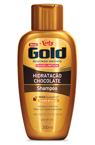Shampoo Niely Gold Chocolate