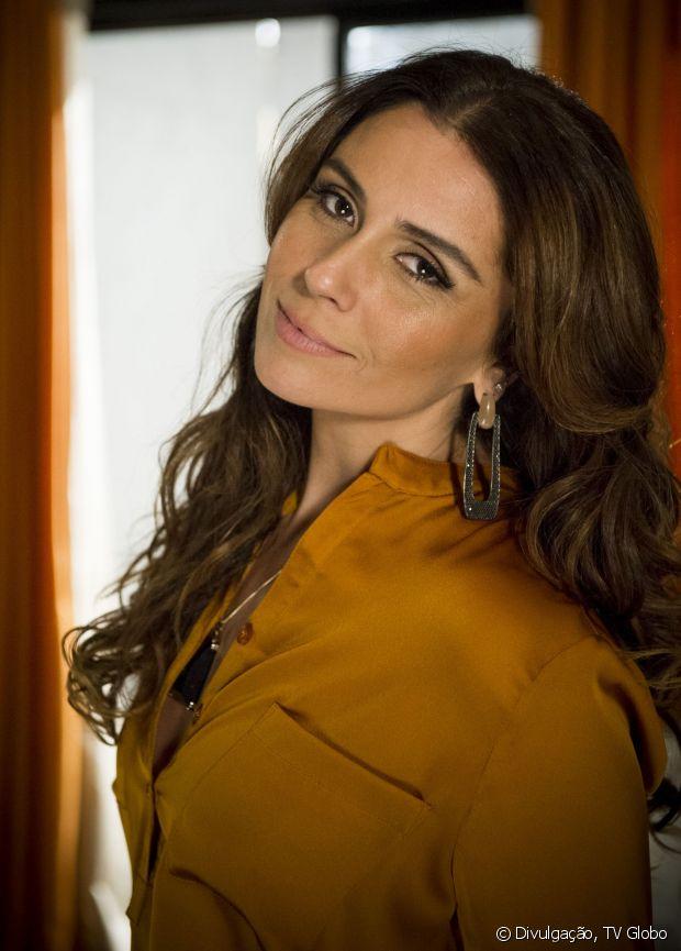 O cabelo de Giovanna Antonelli em 'Salve Jorge1 (2012) fez muito sucesso e ficou entre os mais pedidos do Central de Atendimento ao Telespectador