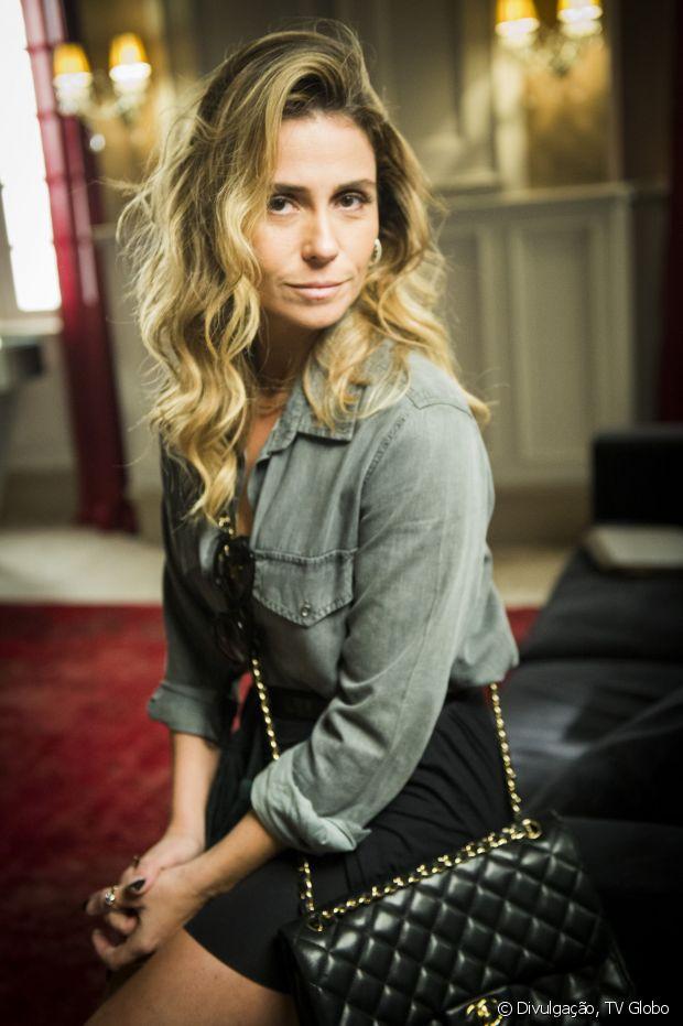 O ondulado perfeito de Giovanna Antonelli em 'A Regra do Jogo' pode ser facilmente reproduzido com a ajuda de um babyliss