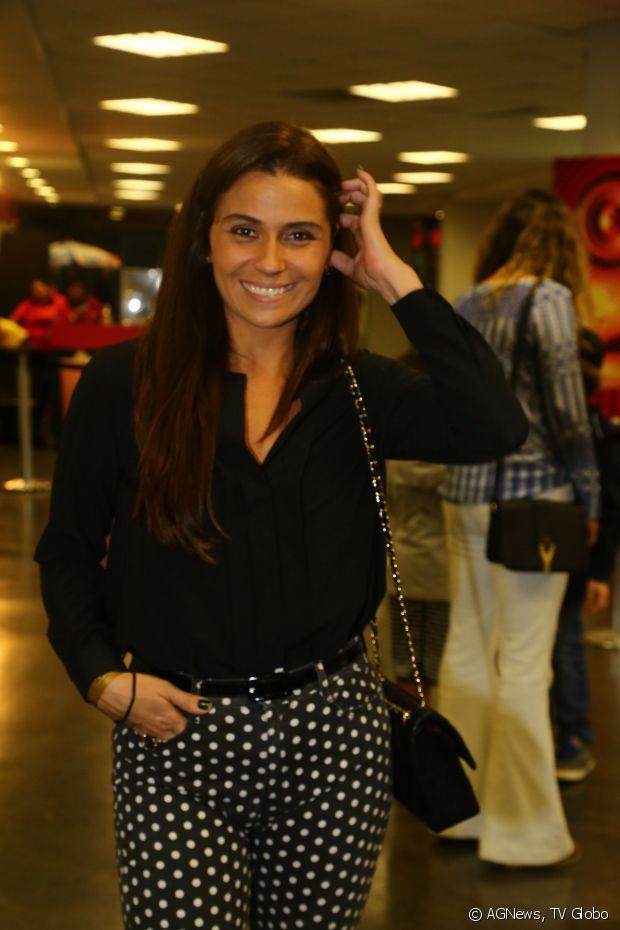 Os cabelos de Giovanna Antonelli sempre fazem o maior sucesso!