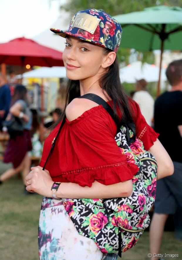 Não esqueca de levar um chapéu ou um boné para se proteger do sol caso chegue cedo no festival de música