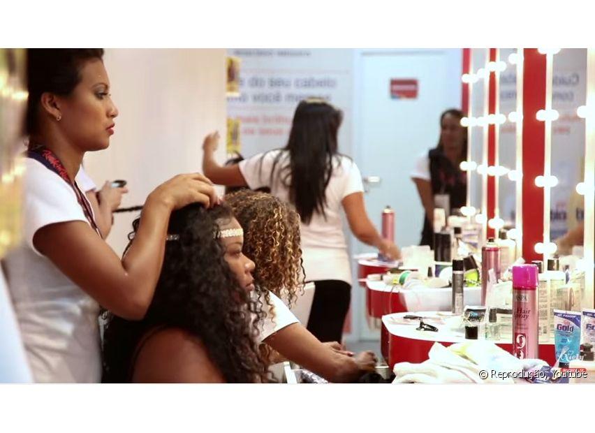Mais de 5 mil penteados foram feitos no Rock in Rio 2013