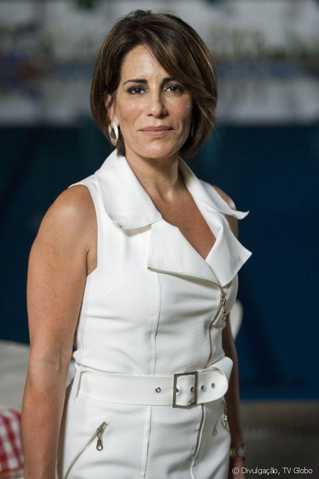 O corte de Gloria Pires já foi um dos mais pedidos da TV Globo e é um sucesso de elegância