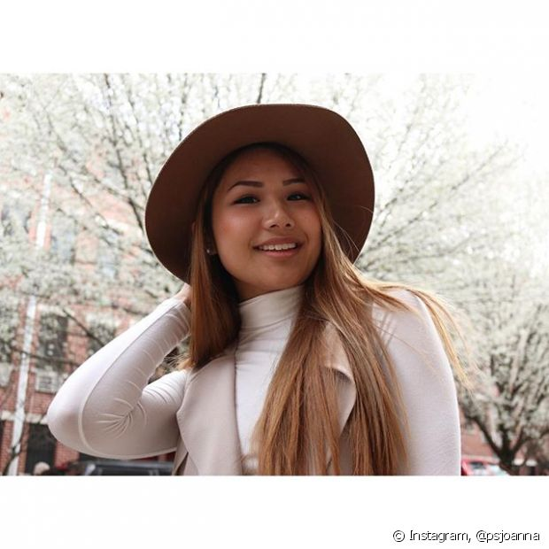 Os chapéus também são de grande ajuda nos dias frios - @psjoanna