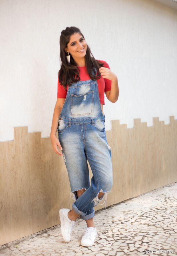 Para ela, moda não se limita só à roupa, está relacionada a todas as esferas da vida, e, por isso, é tão apaixonada pela área